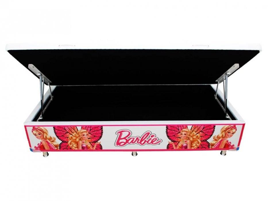 Cama Box Baú Solteiro Premium 0,88 x 1,88 x 40  Personalizada