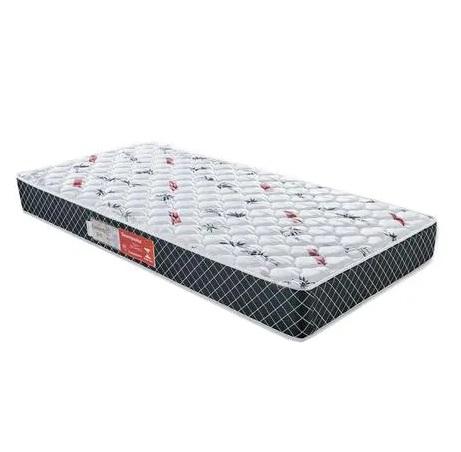 Colchão  de Espuma D33 Plumatex Solteiro 0,78x1,88x17 Confortex Pró Saúde Duplo 17cm Selado INMETRO