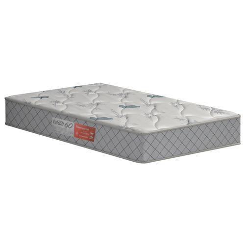 Colchão Solteiro 0,88 x 1,88 x 0,18 Espuma Falcon Conforto Firme 100 kg