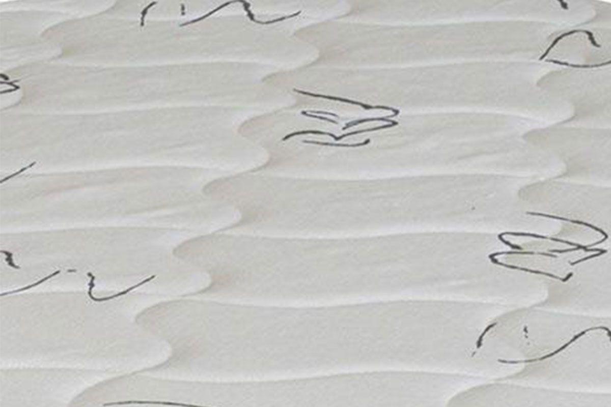 Colchão Queem 1,58x1,98x0,18 Espuma Falcon Conforto Firme 100 kg