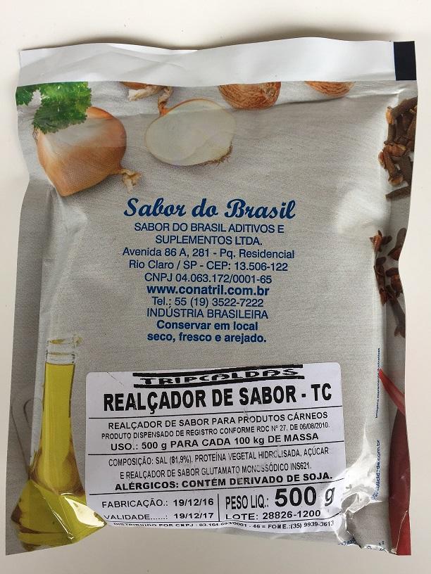 REALÇADOR DE SABOR - CONATRIL