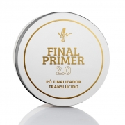Final Primer 2.0 Pó Finalizador Translúcido Algodão - Yes Cosmétics