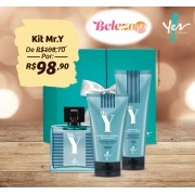 Kit Presente Mr.Y - Yes Cosmétics