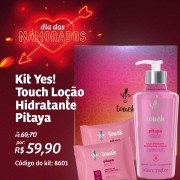 Kit Presente Touch Pitaya - Yes Cosmétics