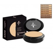 Pó Compacto  Bege 02 Make.Up - Yes Cosmétics
