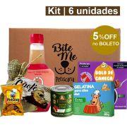 Kit Café da Manhã para Cães