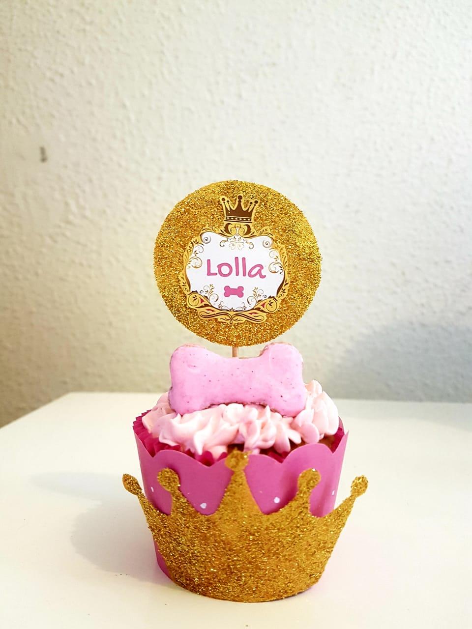 Cupcake para Cães