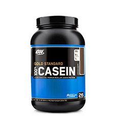Caseína 100% Gold Standard 900g - Optimum Nutrition