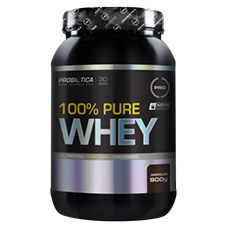 100% Pure Whey Probiótica 900g