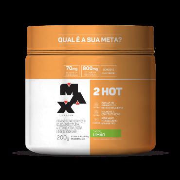 2HOT Max Titanium 200g