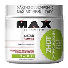 2HOT Max Titanium 360g