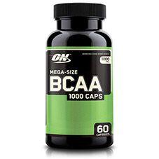 BCAA 1000 60 Cápsulas - Optimum Nutrition