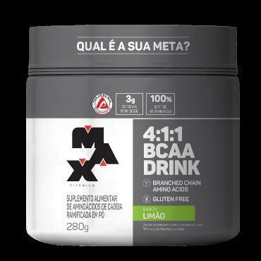 BCAA Drink Max Titanium 280g