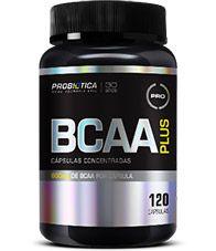 BCAA Plus 120 Cápsulas - Probiótica