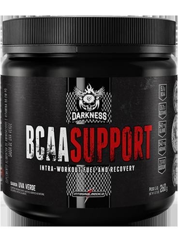 BCAA Support Darkness 260g - Integralmedica