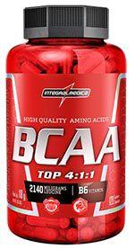BCAA Top 120 Cápsulas - Integralmedica