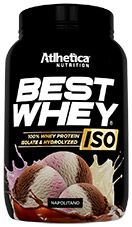 Best Whey Iso 900g - Atlhetica Nutrition