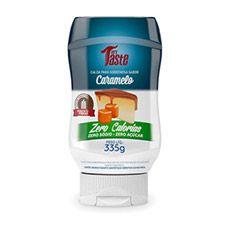 Calda Caramelo 335g - Mrs Taste