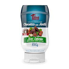 Calda Chocolate com Avelã 335g - Mrs Taste