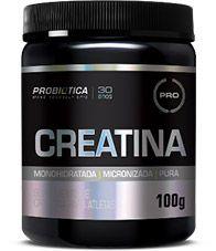 Creatina Probiótica 100g