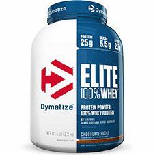 Elite 100% Whey 2,27kg- Dymatize