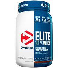Elite 100% Whey 900g - Dymatize
