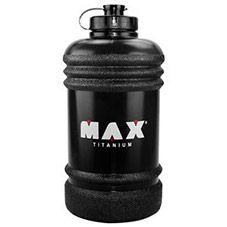 Galão Preto 2,2 Litros - Max Titanium