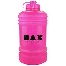 Galão Rosa 2,2 litros - Max Titanium