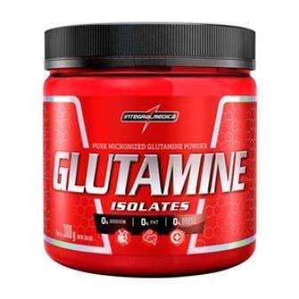 2e5162e92 Glutamine Isolates 300g - Integralmedica
