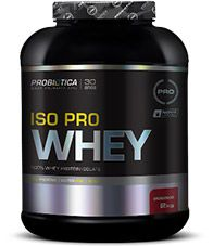 Whey Protein Isolado Probiótica 2Kg