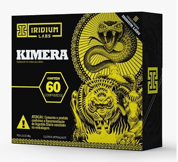 Kimera 60 Cápsulas - Iridium Labs