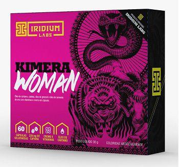 Kimera Woman 60 Cápsulas - Iridium Labs