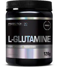 Glutamina Probiótica 120g