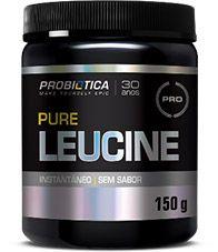 Leucina Pura 150g - Probiótica