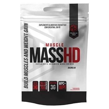 Mass HD 3kg - Muscle HD