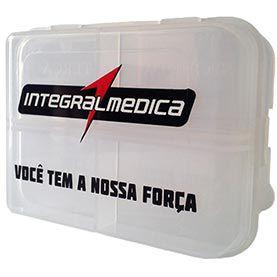 Porta Cápsulas - Integralmedica