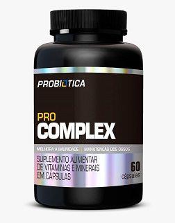 Pro Complex 60 Cápsulas - Probiótica
