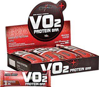 VO2 Whey Bar 12 unidades - Integralmedica