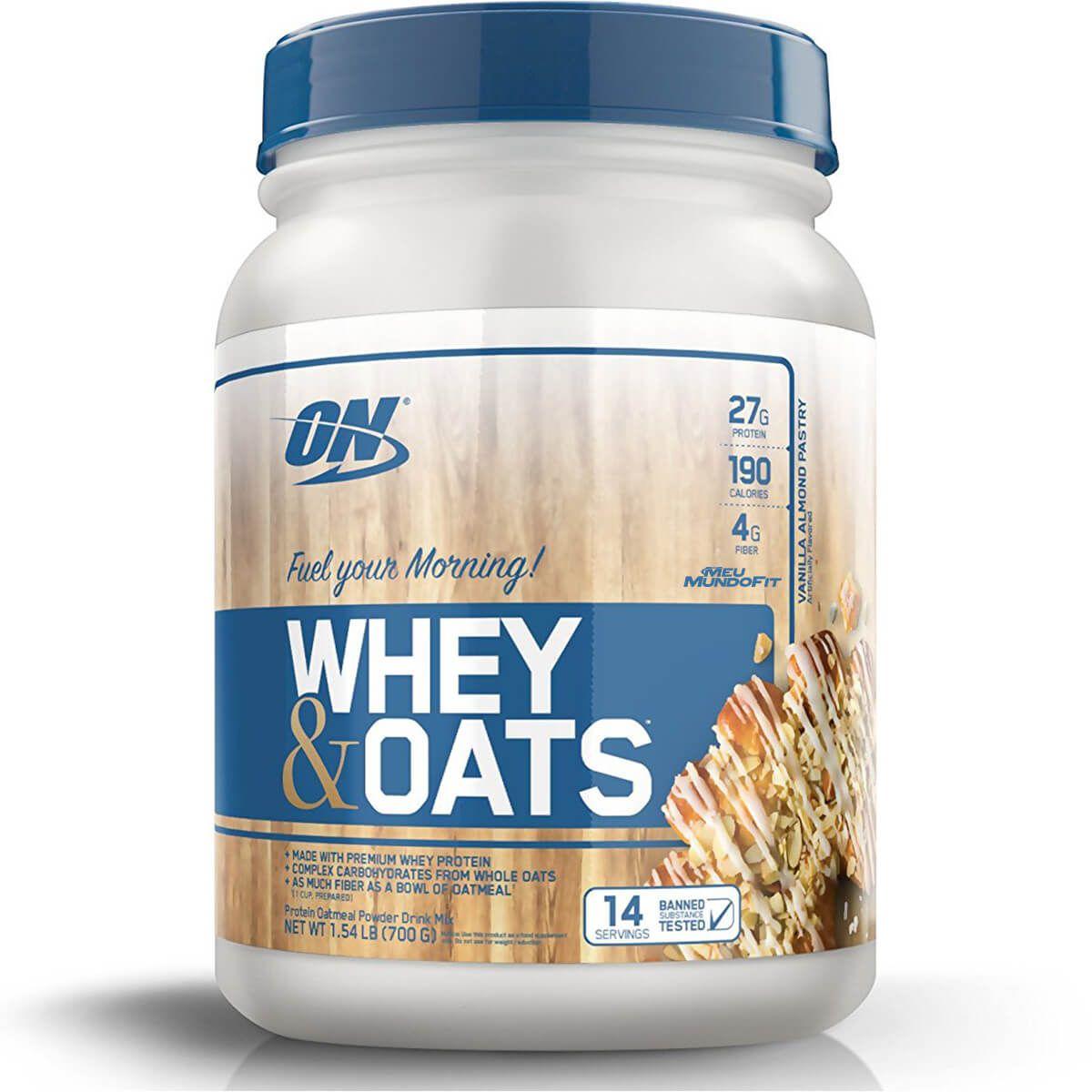 15898ea09 Whey   Oats 700g - Optimum Nutrition