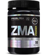 ZMA Probiótica 90 Cápsulas