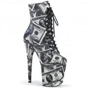 Bota Flamingo 1020 DP Dolar Ankle Boot  - Pleaser (encomenda)