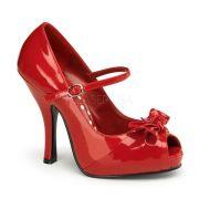 Sapato Cuttie Pie 08 - Pin Up Couture (encomenda)