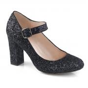 Sapato Sabrina 07 Glitter - Fabulicious (encomenda)