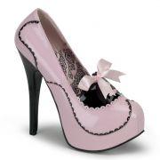 Sapato Teeze 01 PB - Bordello (encomenda)
