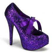 Sapato Teeze 04 e 10 G Glitter - Bordello (encomenda)