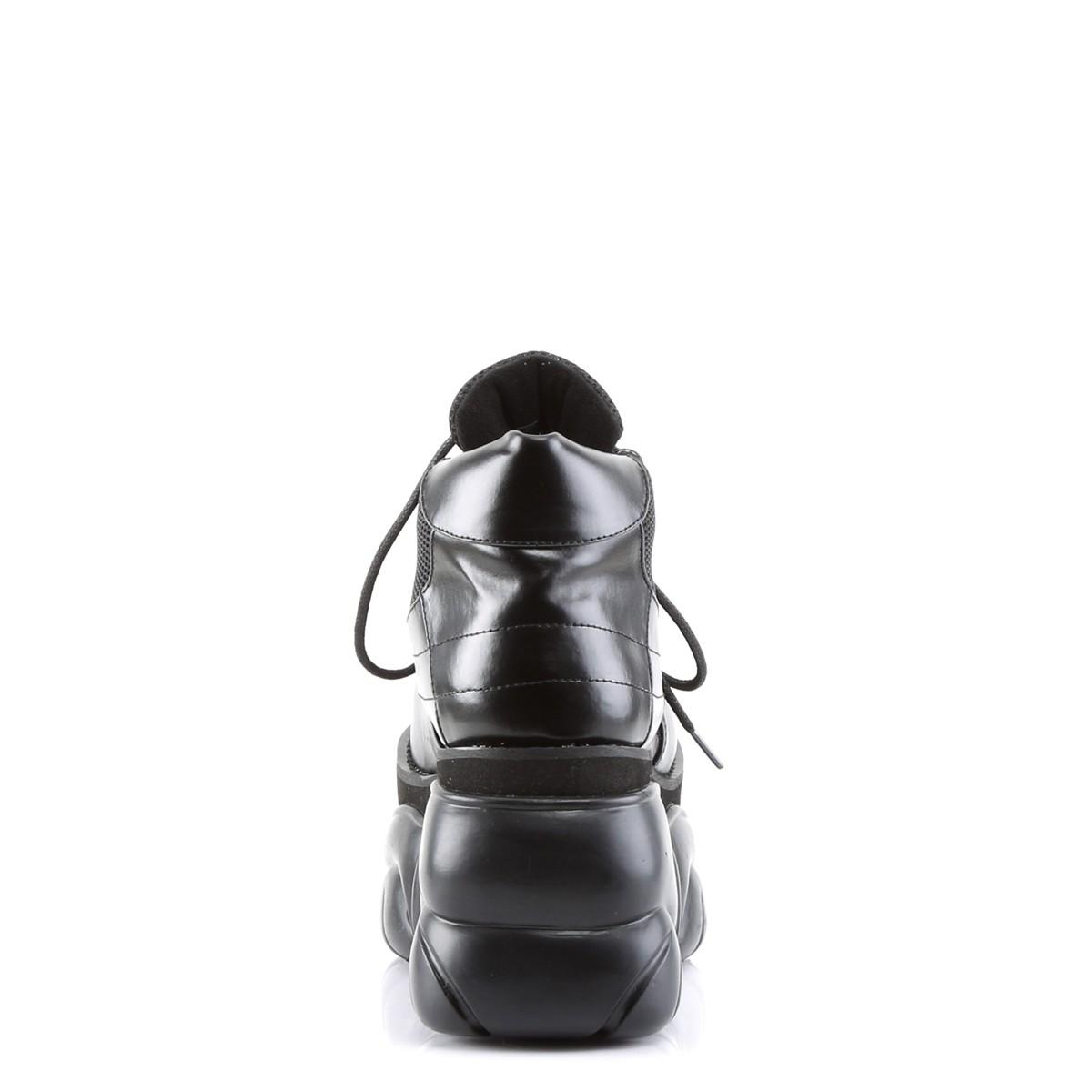 Bota Boxer 01 Cano Curto - Demonia (encomenda)