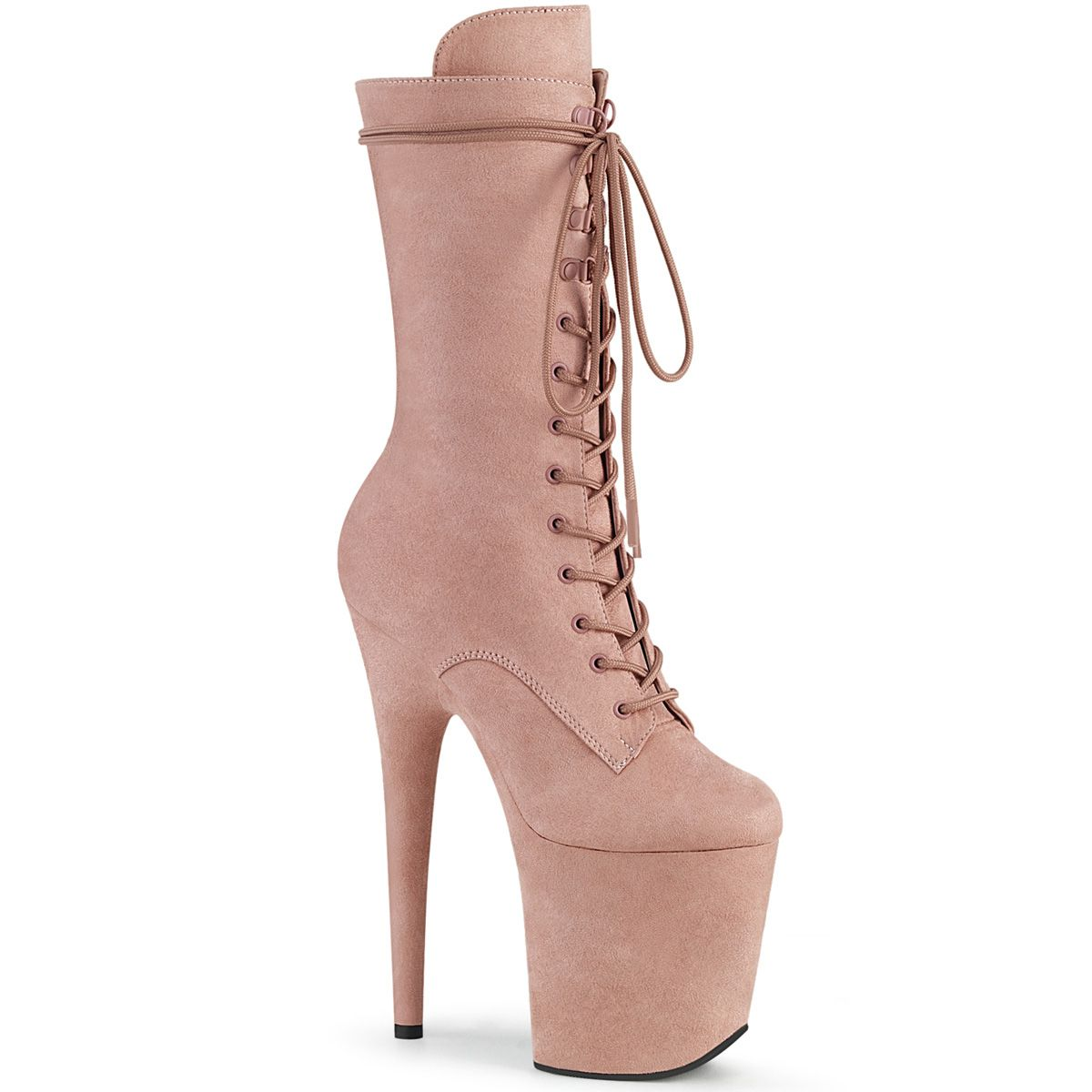 Bota Flamingo 1050 FS Veludo Ankle Boot EXT - Pleaser (encomenda)