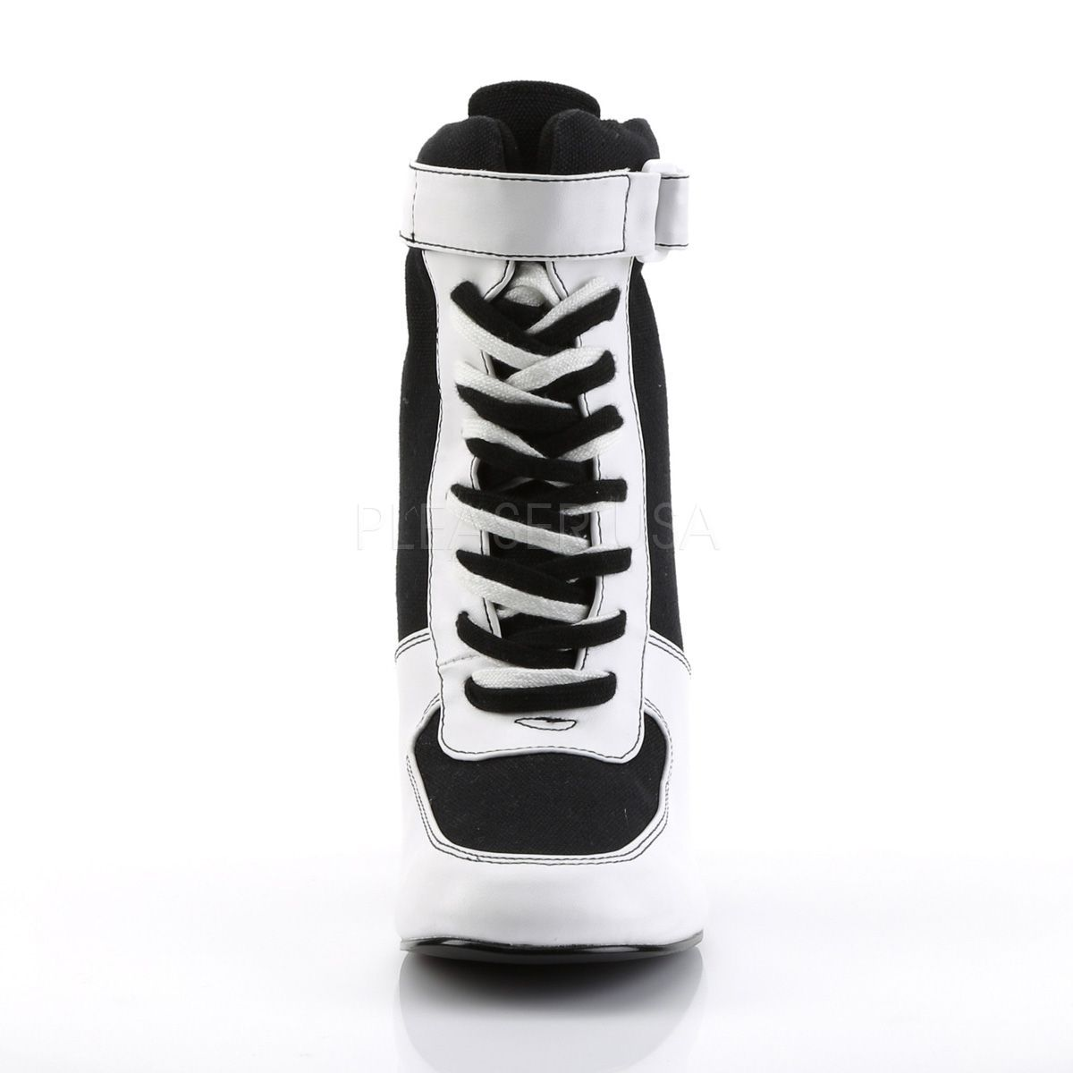 Bota Referee 125 Sport BlacK & White Cano Curto - Funtasma (encomenda)