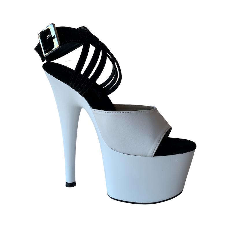 Sandália Chamonix Duo - Play Heels (encomenda)