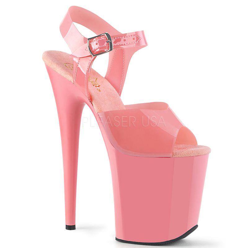 Sandália Flamingo 808 N JELY FLEX - Pleaser (encomenda)